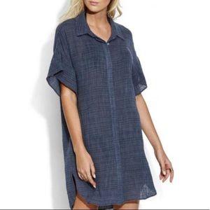 Seafolly inka gypsy beach shirt